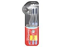 Colgate Charcoal Soft zubní kartáček 1x3ks