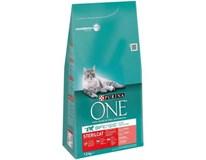 Purina One Sterile losos+pšenice granule pro kočky 1x1,5kg