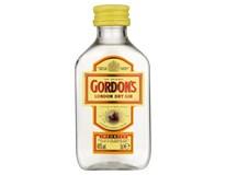 Gordon's Gin mini 37,5% 12x50ml