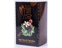 Biogena Majestic Tea Aloe&Ostružina ovocný čaj 1x50g