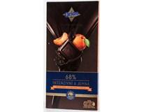 Orion Čokoláda extra hořká meruňka+chili 1x100g