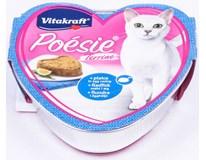 Poésie Platýs + vejce konzerva pro kočky 1x85g
