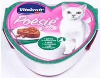 Poésie Brusinky + byliny konzerva pro kočky 1x85g