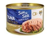 Sun&Sea Tuňák zauzený v slunečnicovém oleji  1x400g