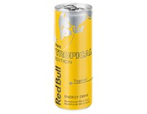 Red Bull Tropical energetický nápoj 1x250ml plech