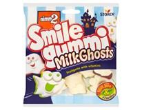 Nimm2 Smilegummi Milk Ghosts bonbóny 9x90g