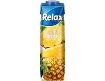 Relax Select Ananas nektar 12x1L