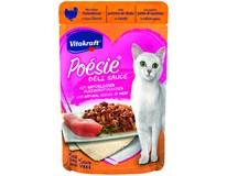 Vitakraft Poésie Déli Sauce kapsa krůtí pro kočky 1x85g