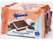 Manner Oplatky čokoládové s kokosem 4x25g