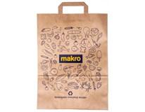 Taška MAKRO Metro Professional 32x15x43cm papírová 1ks