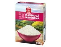 Fine Life Rýže jasmínová 1x500g