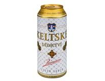 Keltské dědictví 5% světlý ležák pivo 1x1L