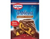 Dr.Oetker Poleva mléčná čokoláda 1x100g