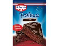 Dr.Oetker Poleva tmavá čokoláda 1x100g