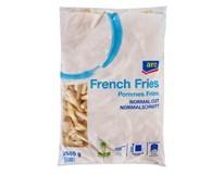 "ARO French Fries Hranolky kvalita ""B"" mraž. 1x2,5kg"