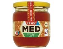 Český med květový lesní 1x500g