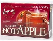 Hot Apple horká brusinka 10x23g