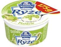 Kunín Mléčná rýže pistácie chlaz. 12x175g