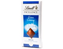 Lindt Excellence Extra Creamy čokoláda mléčná 3x100g