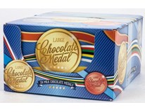 Medaile Čokoláda mléčná 24x23g