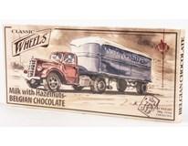 Wheels Čokoláda mléčná s lískovými oříšky 1x400g