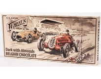 Wheels Čokoláda hořká s mandlemi 1x400g