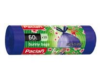 Pytle na odpad Paclan Bunny 60L 4x15ks