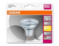 Žárovka Osram LED 4,5W GU10 teplá bílá 1ks