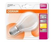 Žárovka Osram LED 4W E27 Filament teplá bílá 1ks