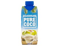 Pure Coco 100% kokosová voda 1x330ml tetrapack