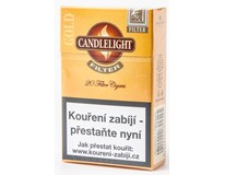 Candelight Filter gold 1x20ks
