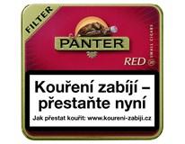 Panter Red Filter doutníky 1x20ks