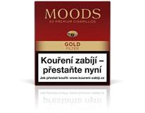 Dannemann Moods Gold Filter 1x20ks