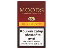 Dannemann Moods Sunshine doutníky 1x12ks