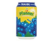 Pfanner Hrozny 50% nektar 24x330ml plech