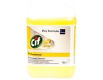 Cif Professional universal lemon 1x5L