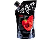 Ponthier Pyré ovocné jahoda chlaz. 1x1kg