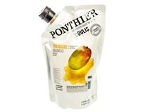 Ponthier Pyré Coulis mango chlaz. 1x1kg