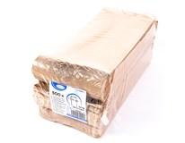 Svačinové sáčky papírové hnědé 2,5kg 1x500ks