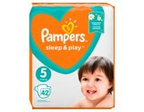 Pampers Sleep&Play Junior S5 pleny 1x42ks