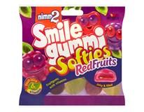 Nimm2 Smilegummi Softies Red fruit bonbóny 9x90g