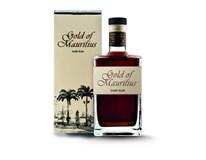 Gold of Mauritius rum 40% 1x700ml