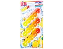 Dr.Devil 5Ball WC Lemom Fresh 3x35g