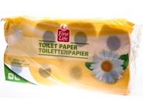 Fine Life Toaletní papír 3-vrstvý heřmánek 1x16ks