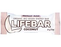 Lifebar Tyčinka kokosová BIO 1x47g