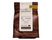Callebaut Čokoláda hořká 70% 1x2,5kg