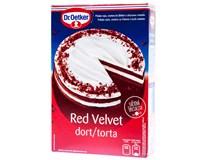 Dr. Oetker Red Velvet dort 1x385g
