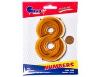 Balónek fóliová číslice