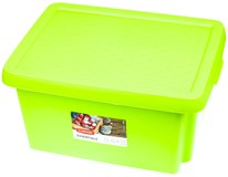 Box úložný Essentials 16L zelený 1ks