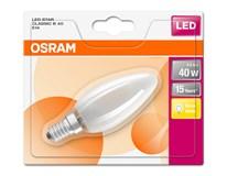 Žárovka Osram LED 4W E14 Filament teplá bílá 1ks